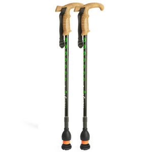 Flexyfoot Shock Absorbing Urban Hiking Poles