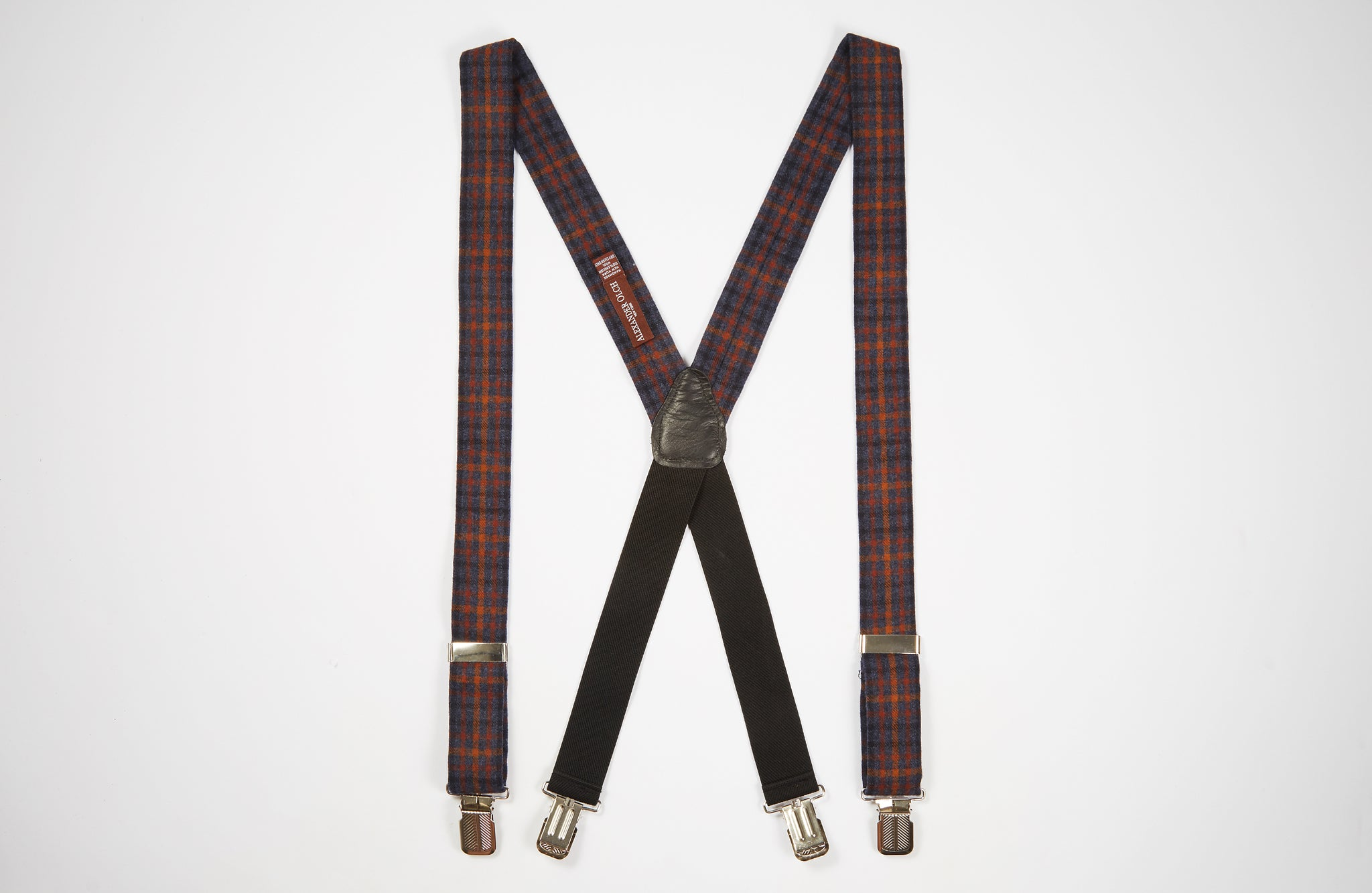 The Maxwell Suspenders