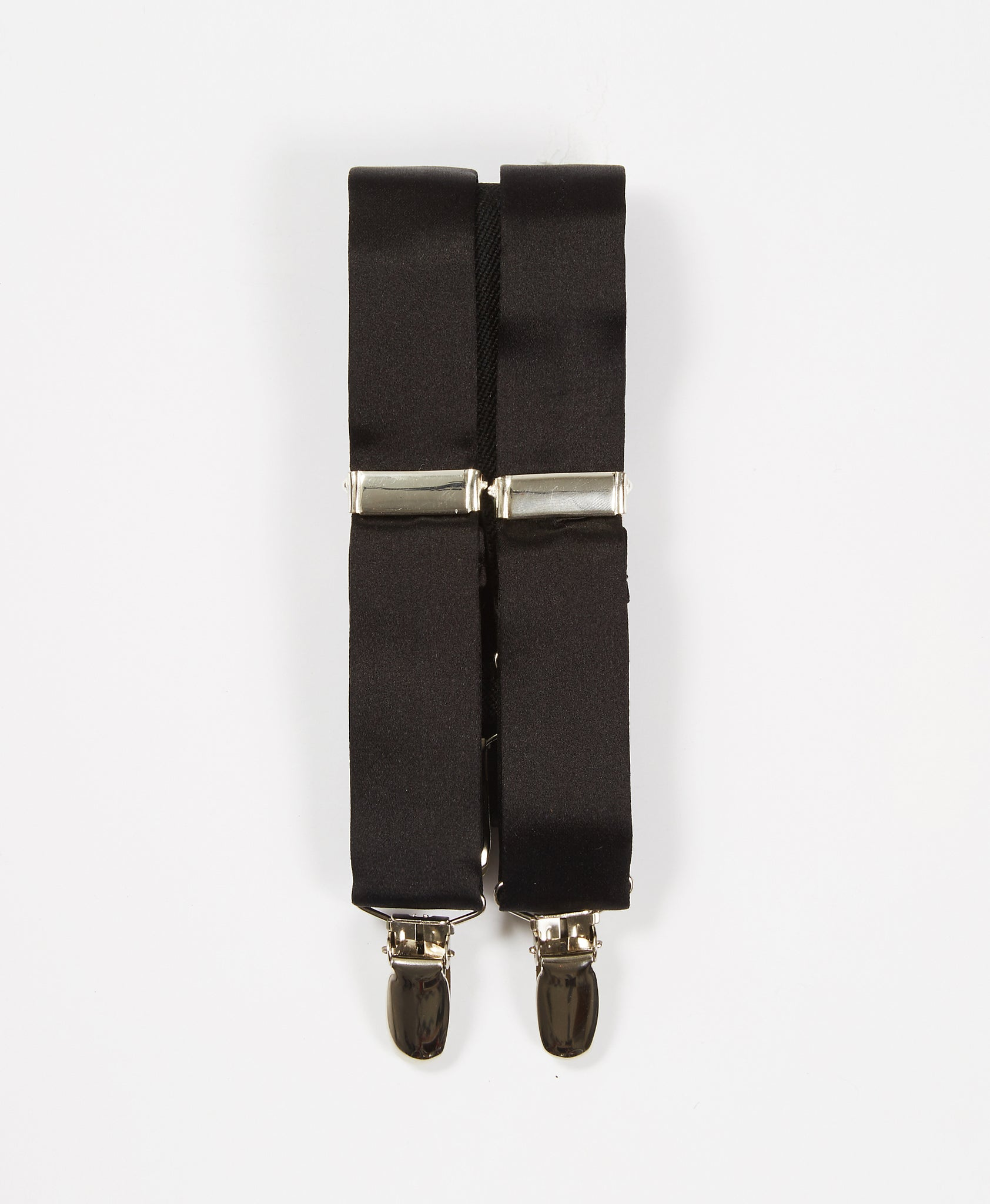 The Oscar Satin Suspenders