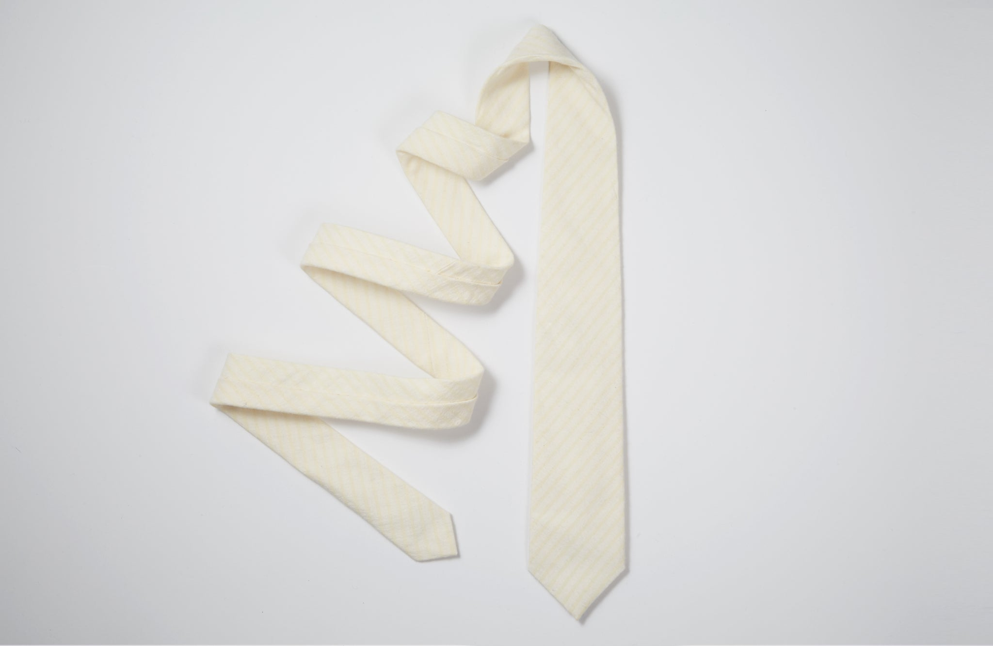The Seersucker Necktie