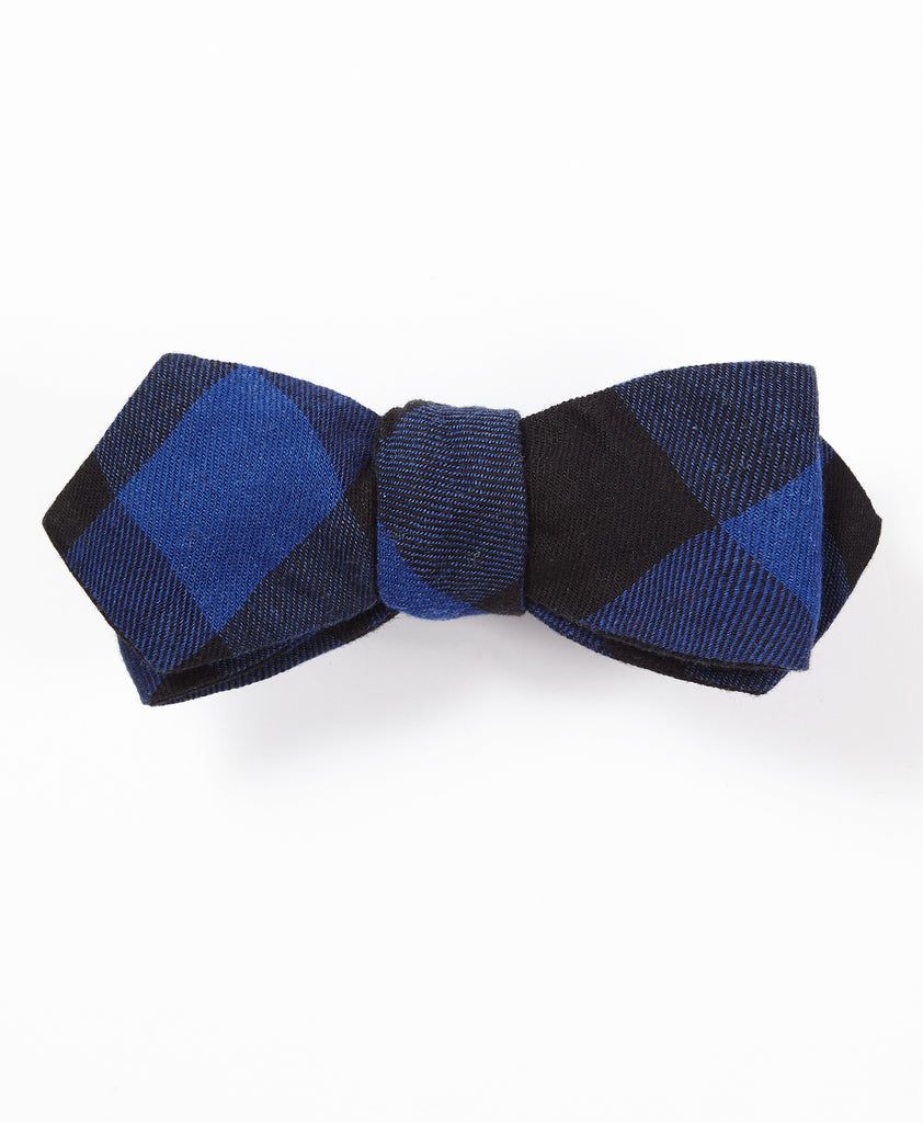 The Buffalo Check Bow Tie