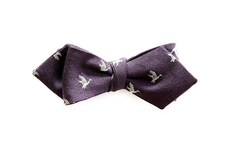 The Mallard Bow Tie