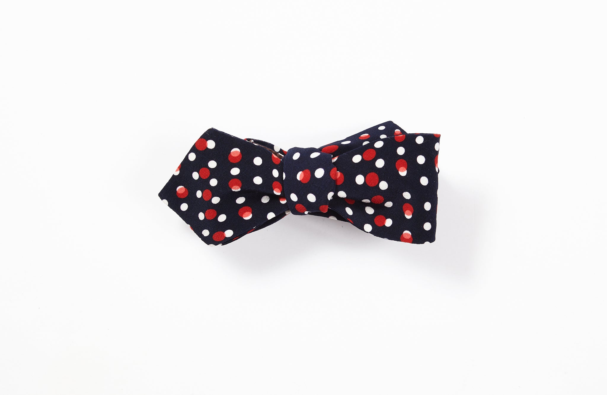 The Double Dot Bow Tie