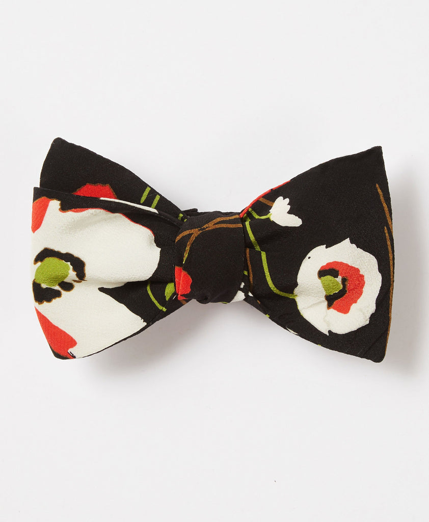 The Flower Bow Tie