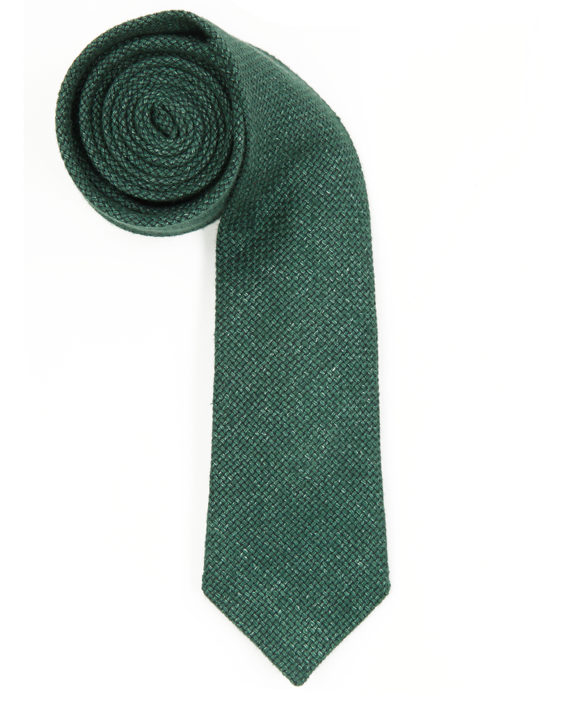 The Basketweave Necktie