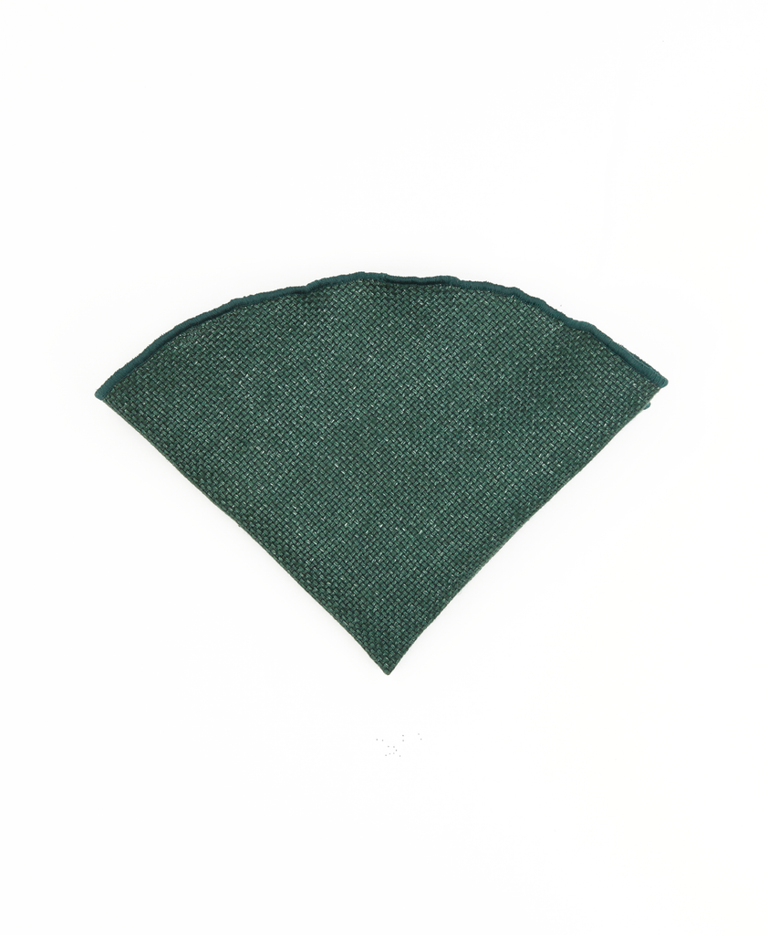 The Basketweave Pocket Round