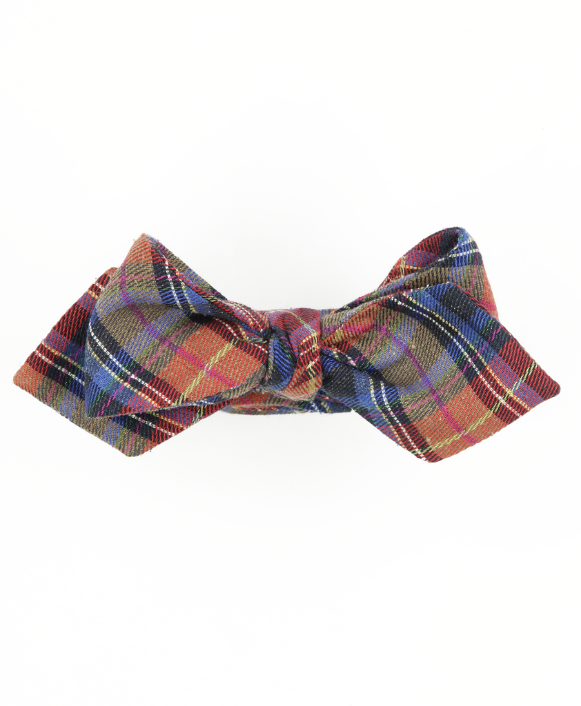 The Glengarry Bow Tie