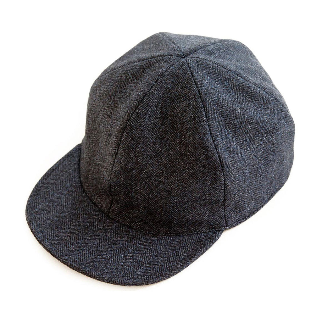 The Herringbone Wool Cap