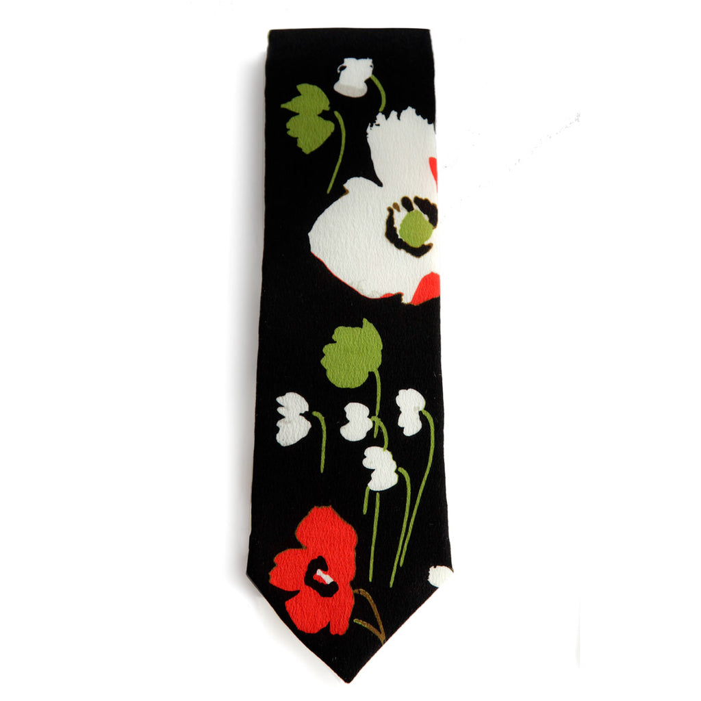 The Flower Necktie