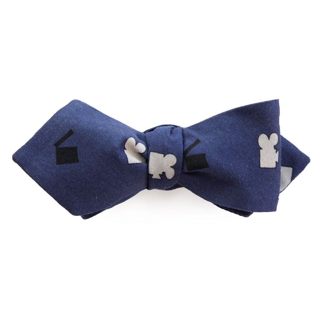 The Movie Camera Bow Tie
