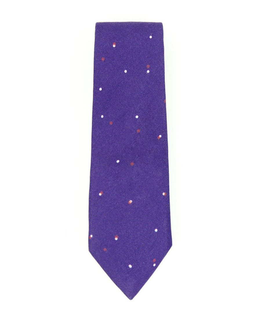 The Double Dot Necktie