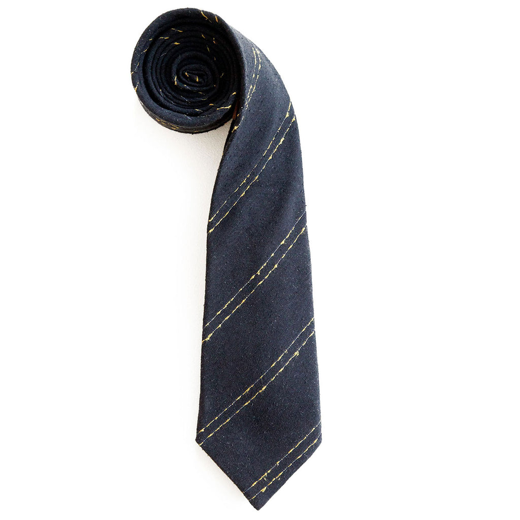 The Chalk Stripe Necktie