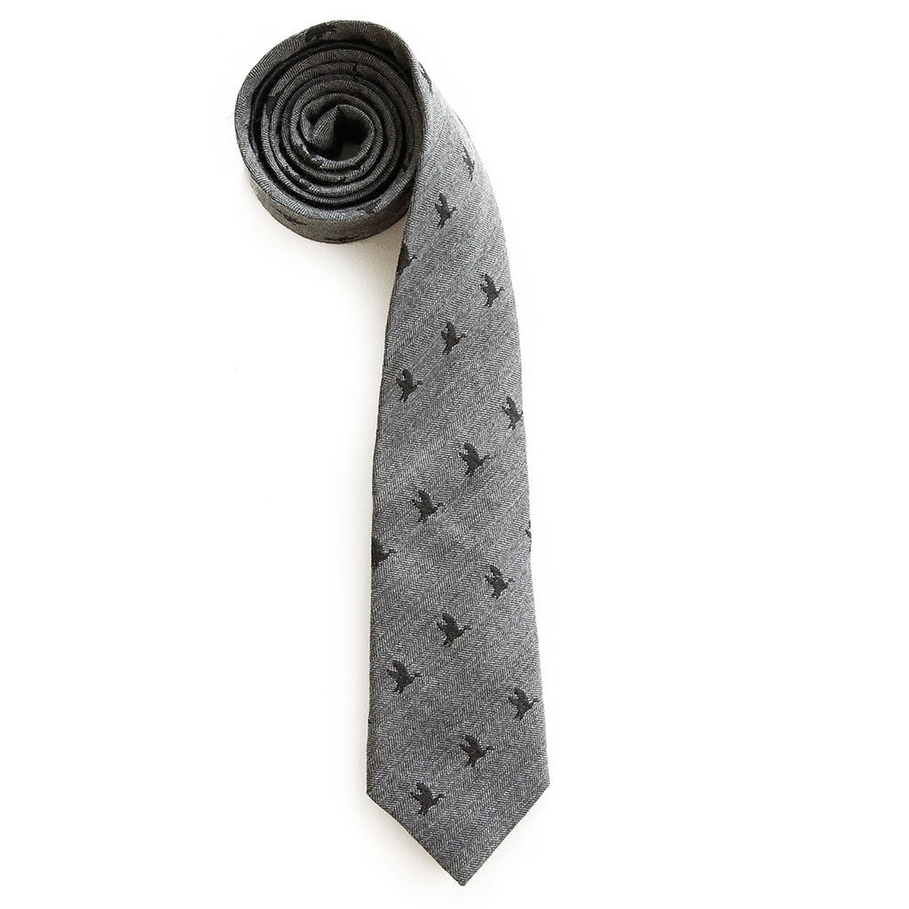 The Mallard Necktie