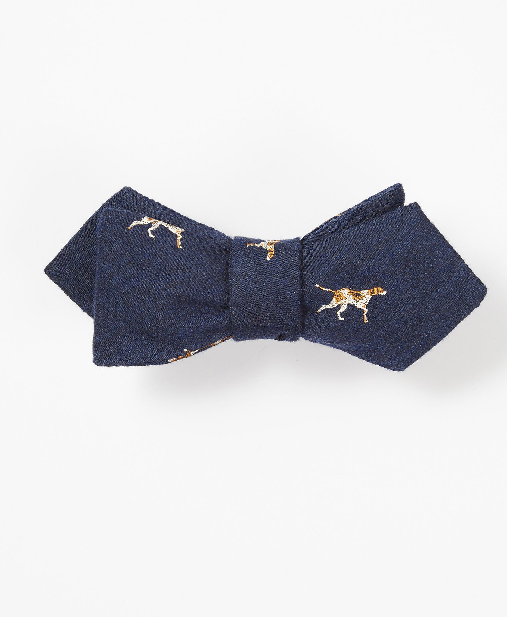 The Hunting Dog Bow Tie