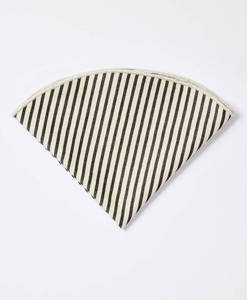 The Stripe Pocket Round