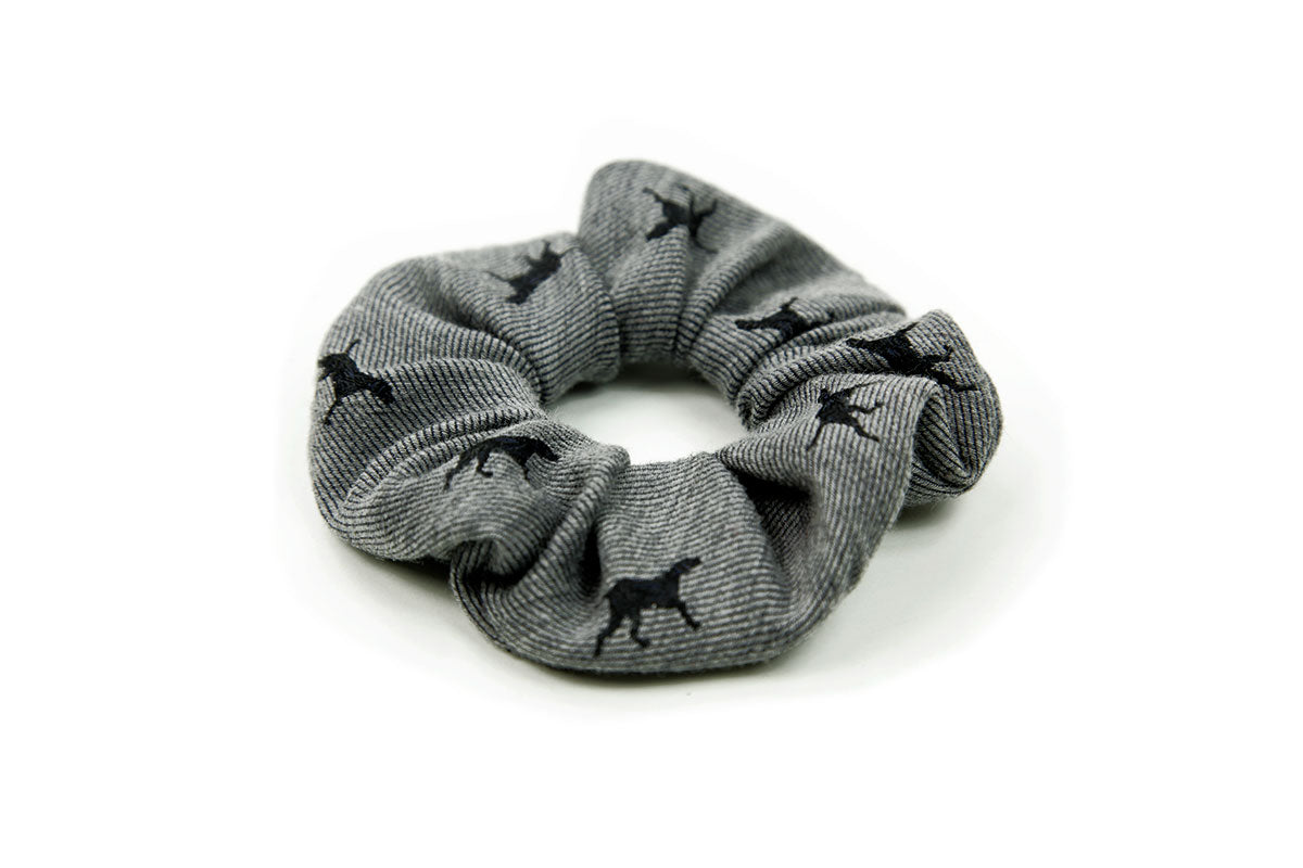 The Hunting Dog Scrunchy