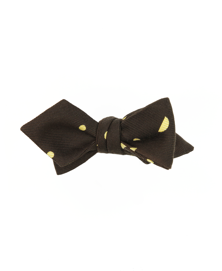 The Split Spot Bow Tie