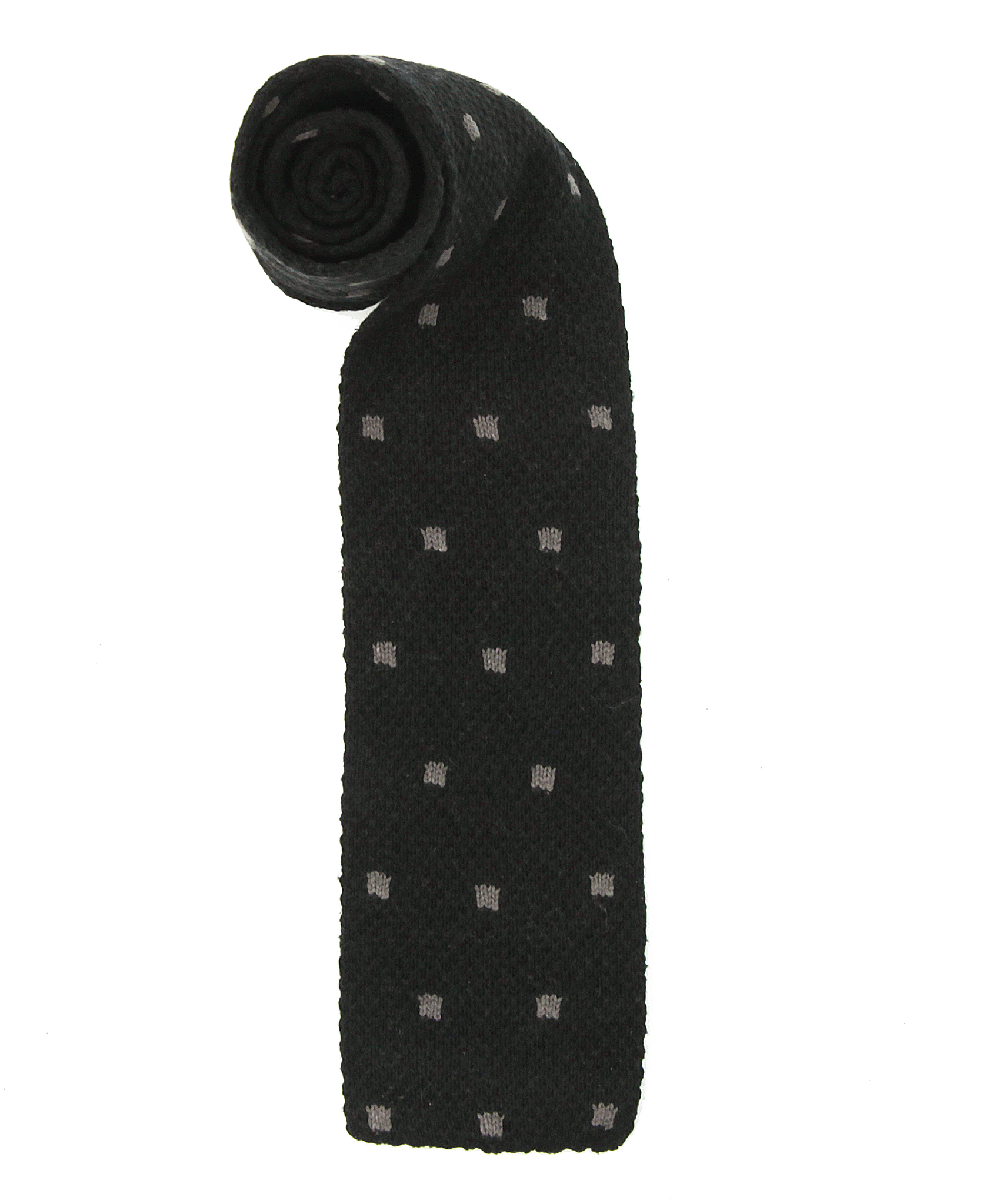 The Spot Knit Necktie