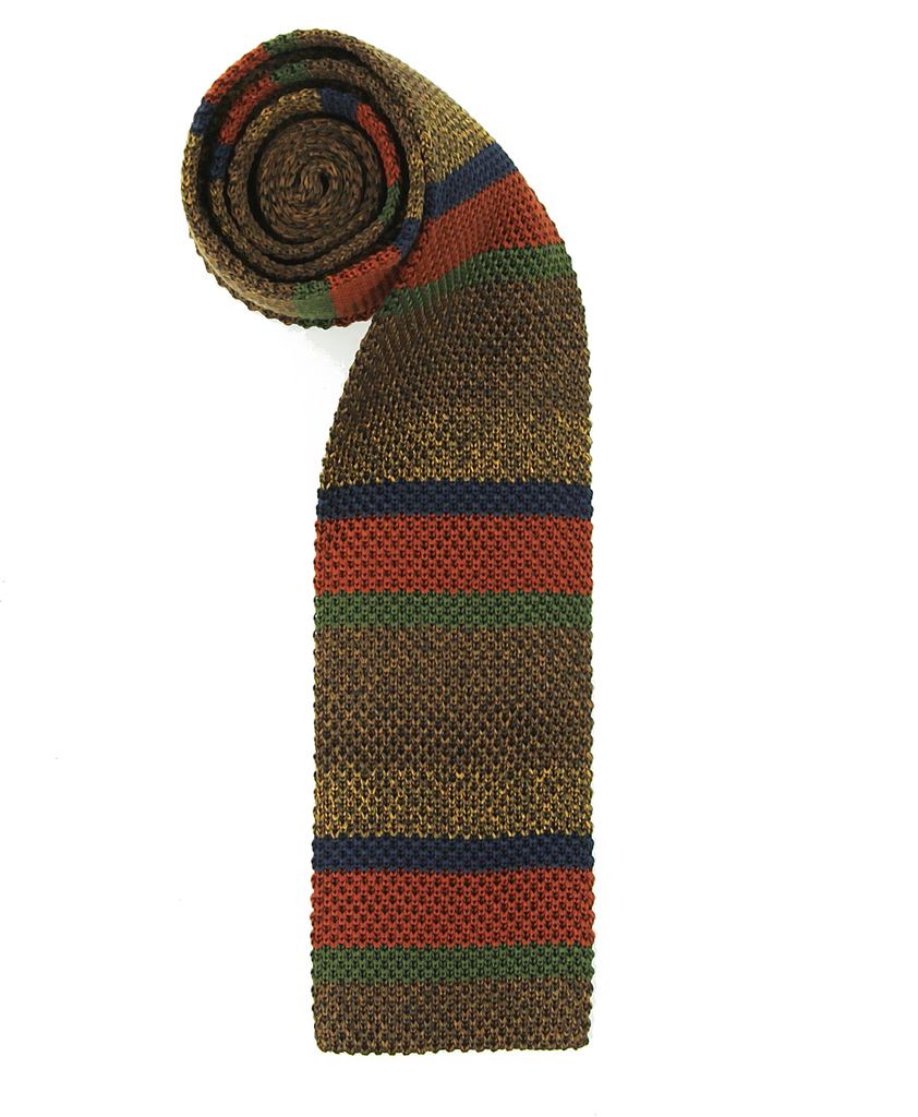 The Silk Knit Necktie