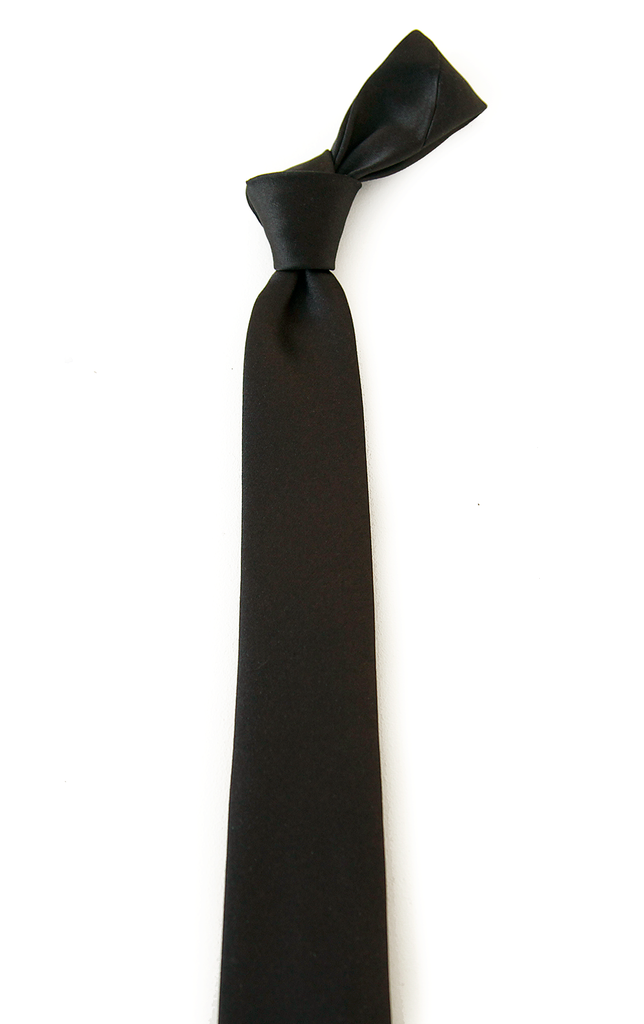 The Oscar Satin Silk Necktie