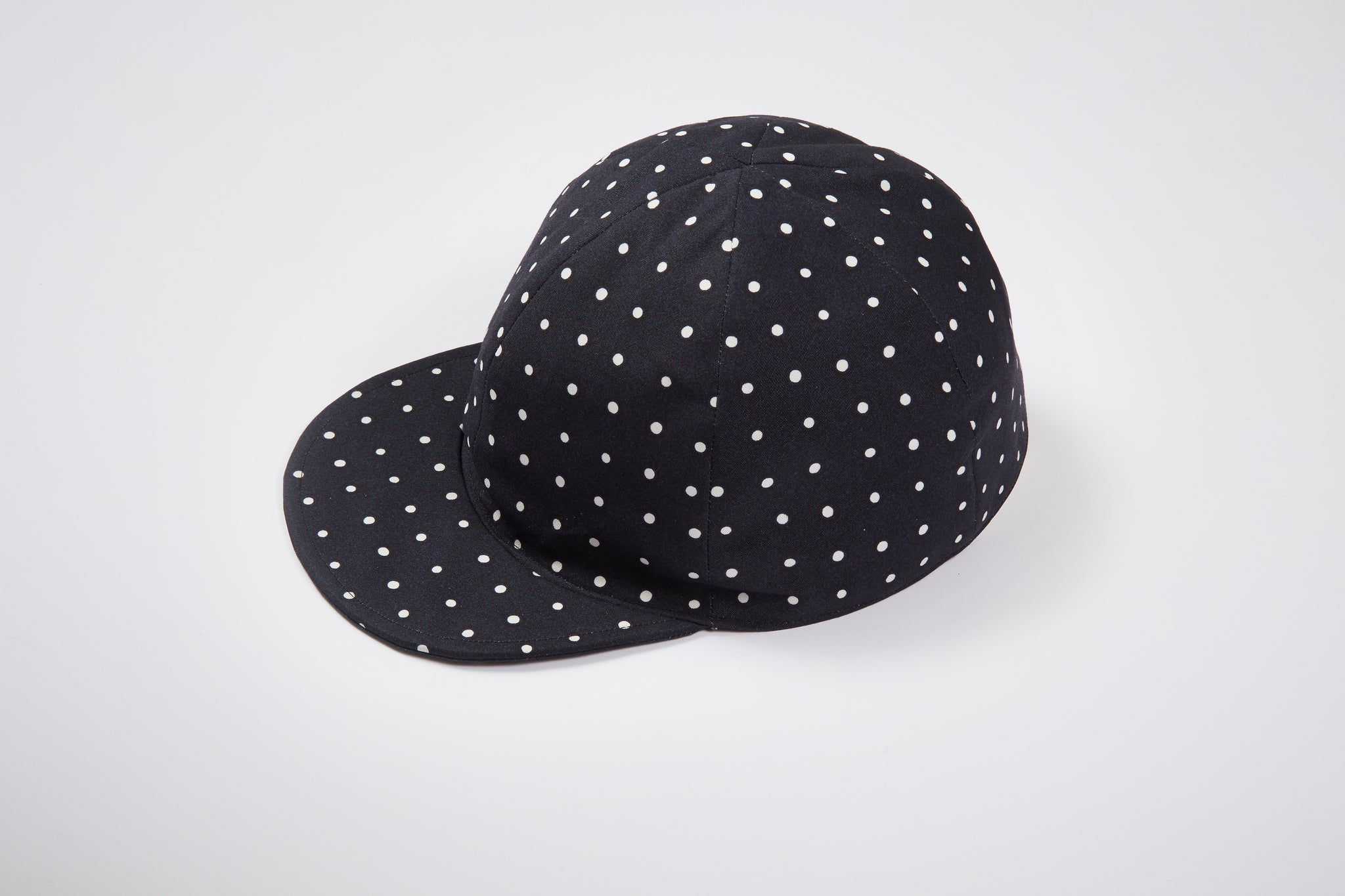The Polka Dot Cotton Cap