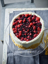 Load image into Gallery viewer, Blueberry & Raspberry Gateau - Patisserie Valerie