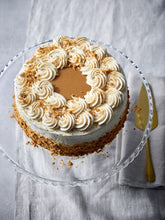 Load image into Gallery viewer, Caramel Biscuit Cake - Patisserie Valerie