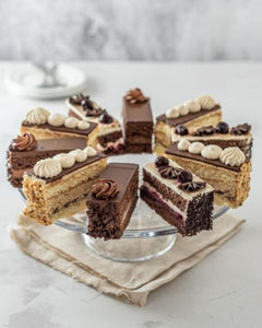 Chocolate Gateaux Selection - Patisserie Valerie