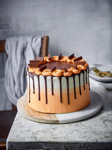Chocolate Orange Ombre - Patisserie Valerie