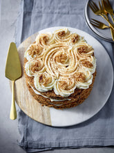 Load image into Gallery viewer, Naked Carrot Cake - Patisserie Valerie