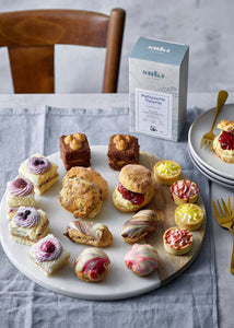 Summer Afternoon Tea - Patisserie Valerie