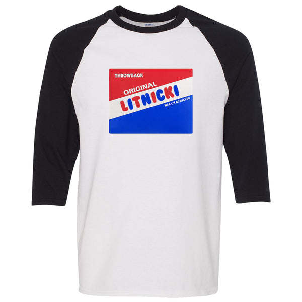 Original Lit Nicki Baseball Tee