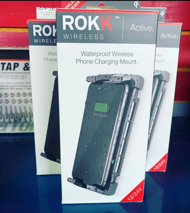 ROKK - Waterproof Wireless