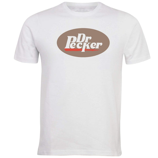Dr Pecker Funny T-shirt - Unusual Finds Discount Store