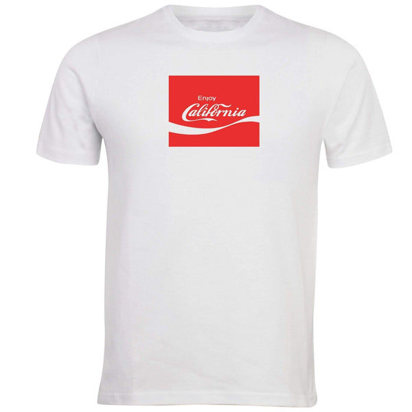 Enjoy California Funny T-shirt - Unusual Finds Discount Store