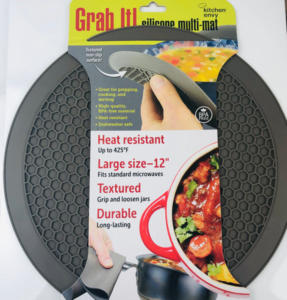 GRAB IT SILICONE MULTI MAT - Unusual Finds Discount Store