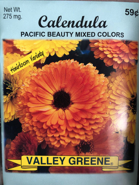 CALENDULA FLOWER SEEDS - Unusual Finds Discount Store