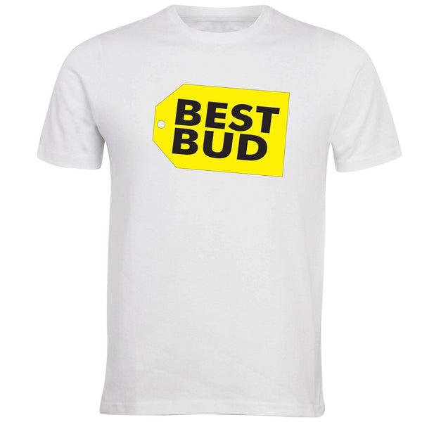 Best Bud Funny T-shirt - Unusual Finds Discount Store