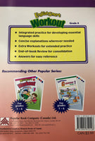 ENGLISH SMART WORKOUT WORKBOOK GRADE 4 - Unusual Finds Discount Store