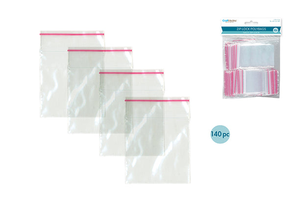 "ZIP-LOCK POLYBAGS 2 x 2"" - Unusual Finds Discount Store"