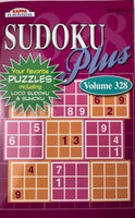 SUDOKU PLUS. VOLUME 328 - Unusual Finds Discount Store