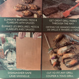 COPPER GRILLING & BAKING MAT - Unusual Finds Discount Store