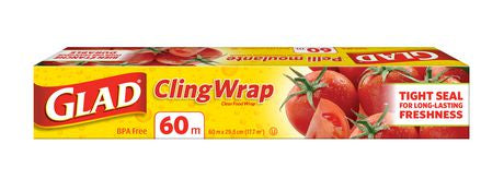 GLAD CLING WRAP 60m - Unusual Finds Discount Store