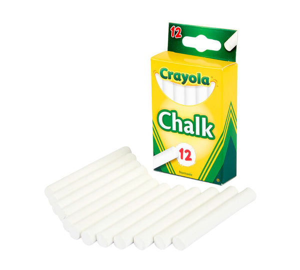 Crayola Chalk White - Unusual Finds Discount Store