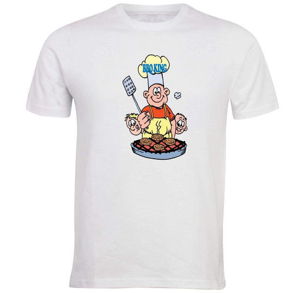 BBQ King T-Shirt - Unusual Finds Discount Store