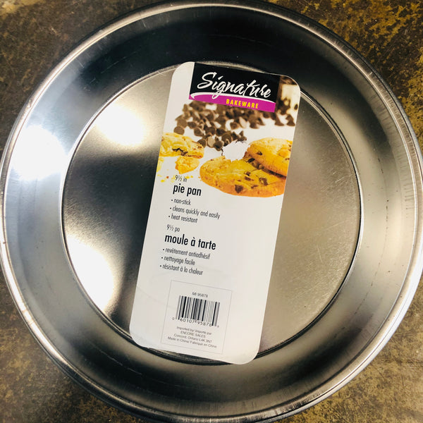 "9.5"" PIE PAN - Unusual Finds Discount Store"