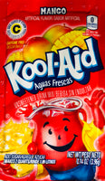 KOOL-AID MANGO SINGLE PACKET - Unusual Finds Discount Store