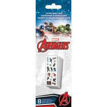 AVENGERS STICKER PARTY PACK - Unusual Finds Discount Store