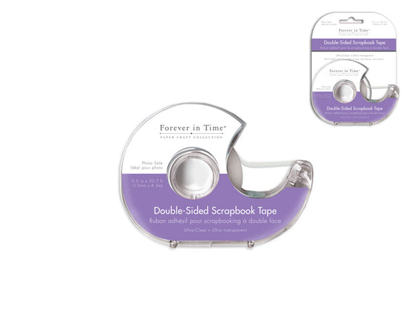 DOUBLE-SIDED SCRAPBOOK TAPE - Unusual Finds Discount Store