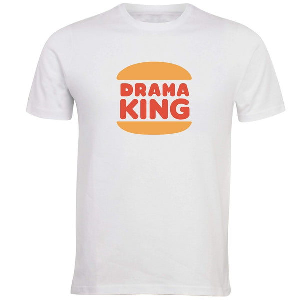 Drama King Funny T-shirt - Unusual Finds Discount Store